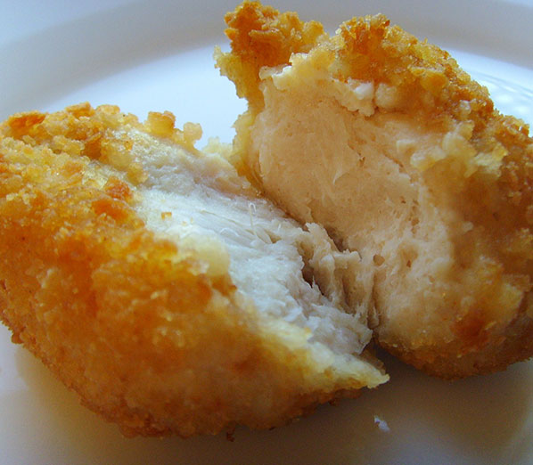 chicken nuggets compounds
